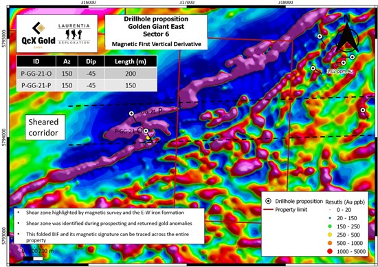 Cannot view this image? Visit: https://qcxgold.com/wp-content/uploads/2021/09/1632015476_439_QcX-Gold-Commences-Drilling-at-Golden-Giant-James-Bay-Quebec.jpg